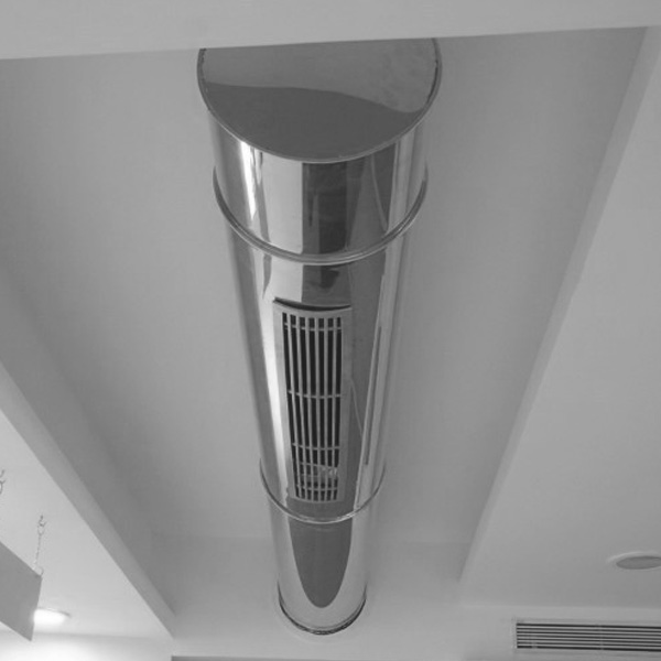 round-air-duct