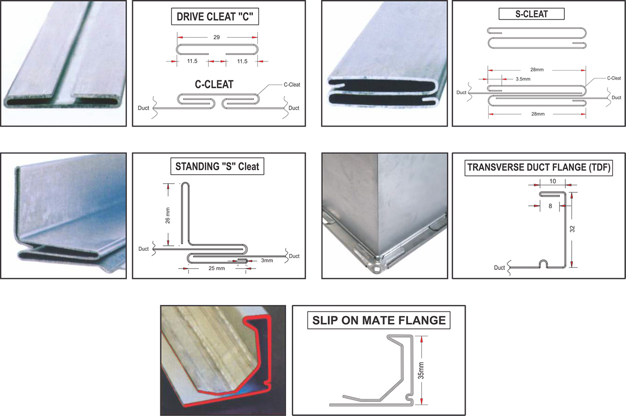 DUCTING-SYSTEM